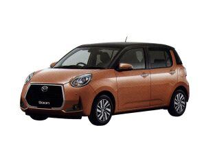 Daihatsu Boon CILQ G Package SA III 2WD 2020 г.