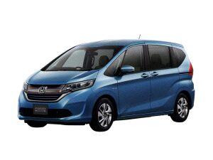 Honda Freed Hybrid G - Honda SENSING (FF/6 Seater) 2020 г.