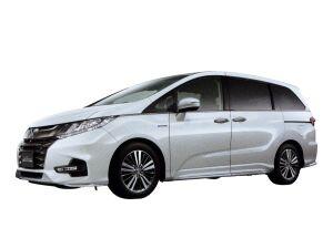 Honda Odyssey Hybrid ABSOLUTE - EX Honda SENSING 2020 г.