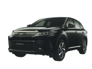Toyota Harrier PROGRESS Metal and Leather Package (Turbo, 2WD) 2020 г.