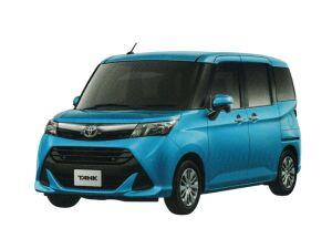 Toyota Tank G (2WD) 2020 г.