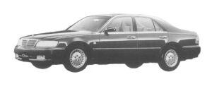 Nissan Cima 30LV 1997 г.
