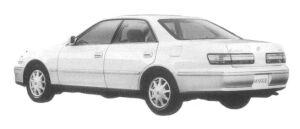 Toyota Mark II 2.5 GRANDE G 1997 г.