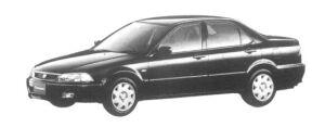 Honda Torneo SiR-T 1997 г.