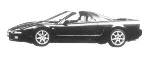 Honda NSX TYPE T 1997 г.