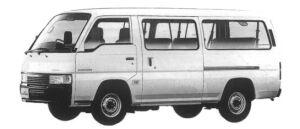 ISUZU FARGO 1997 г.
