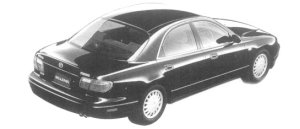 Mazda Millenia MC 1997 г.