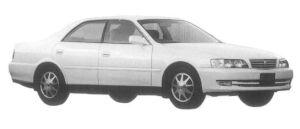 Toyota Chaser 2.5 AVANTE G 1997 г.