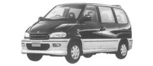Nissan Serena 2WD HIGHWAY STAR GASOLINE 2000 1997 г.