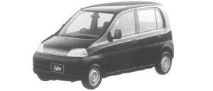Honda Life B TYPE 1997 г.