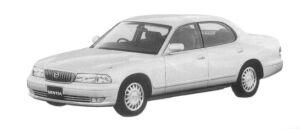 Mazda Sentia LIMITED 1997 г.