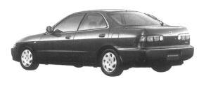 Honda Integra 4DOOR HARD TOP Xi-4WD 1997 г.
