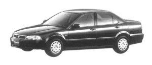 Honda Torneo 1.8VTS 1997 г.