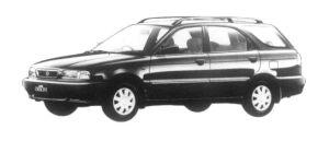 Suzuki Cultus Crescent WAGON 1500 T 1997 г.