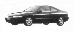 Honda Integra 3DOOR COUPE SiR 1997 г.