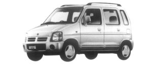 Suzuki Wagon R WIDE XL 1997 г.