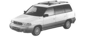 Mazda Efini MPV TYPE R-TOURING 3000 V6 GASOLINE 1997 г.