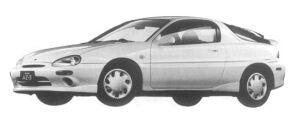 Mazda AZ-3 Si-SELECTION 1997 г.