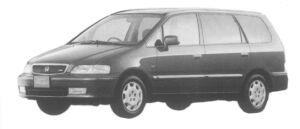 Honda Odyssey PRESTIGE VG 1997 г.