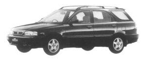 Suzuki Cultus Crescent WAGON 1600 T-4 G PACKAGE 1997 г.