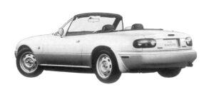 Mazda Eunos Roadster  1997 г.