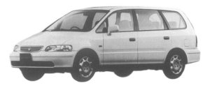 Honda Odyssey S 1997 г.