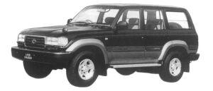 Toyota Land Cruiser 80 VAN VX LIMITED 1997 г.