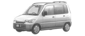 Daihatsu Move CX 1997 г.