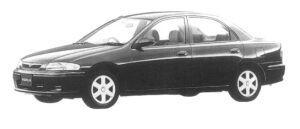 Mazda Familia SEDAN GS 1500 1997 г.