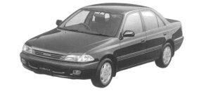 Toyota Carina SEDAN 1.8Si G SELECTION 1997 г.