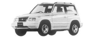 Suzuki Escudo 3DOOR 2000 1997 г.