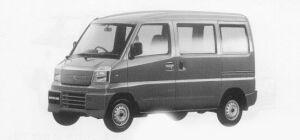 Mitsubishi Minicab VAN CL 2WD HIGH ROOF 1999 г.