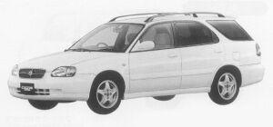 Suzuki Cultus Wagon 1600TR-4 1999 г.