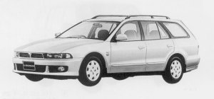 Mitsubishi Legnum ST 1999 г.