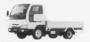 Nissan Condor 15 SUPER LOW 1999 г.