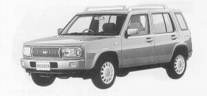 Nissan Rasheen TYPE A (1.5) 1999 г.