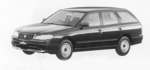 Nissan Expert 4WD GASOLINE 1800 LX-G 1999 г.