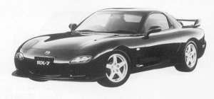 Mazda RX-7 TYPE R 1999 г.