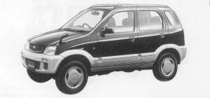 Daihatsu Terios CL 1999 г.