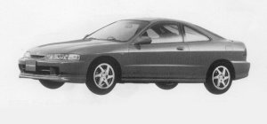Honda Integra 3DOOR COUPE SiR-G 1999 г.