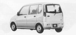 Daihatsu Move CG 1999 г.