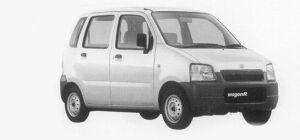 Suzuki Wagon R FG 1999 г.