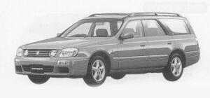 Nissan Stagea 25X FOUR 1999 г.