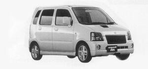 Suzuki Wagon R RR-F 1999 г.
