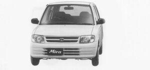 Daihatsu Mira TD 1999 г.