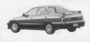 Honda Integra 4DOOR HARD TOP SUPER STYLE 1999 г.