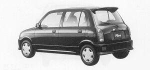 Daihatsu Mira CR 4WD 1999 г.
