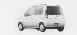 Honda Life T 1999 г.