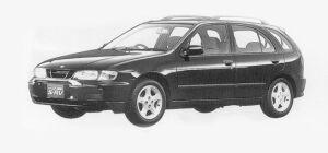 Nissan Pulsar Serie S-RV 2WD 1600VZ-R 1999 г.