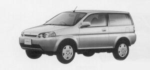 Honda HR-V 3DOOR J4 1999 г.
